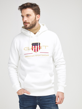 Sweat-shirt GANT 2047056 Blanc