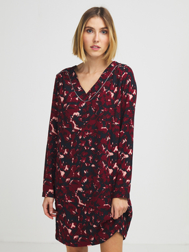 Robe KAPORAL SOPHY Rouge vermillon