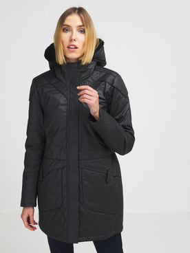 Parka ONE STEP FR42021 Noir