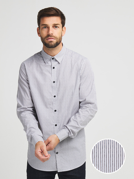 Chemise manches longues ODB 56OD1CS302 Gris