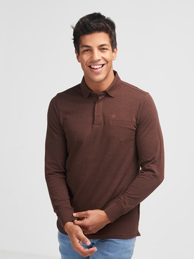 Polo CAMBRIDGE LEGEND 56CG1PO104 Marron