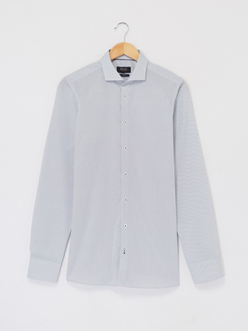 Chemise manches longues DIGEL 1207053/82 Blanc