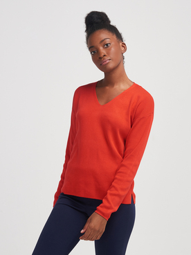 Pull STREET ONE 301294 Rouge