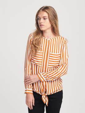 Chemise manches longues STREET ONE 342166 Rouille