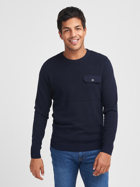 Pull JACK AND JONES HIMALAYA Bleu marine