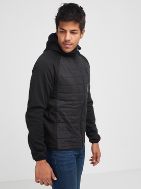 Blouson JACK AND JONES TOBY JKT BK Noir