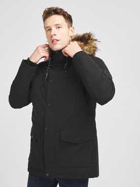 Parka JACK AND JONES SKY PARKA JK Noir