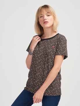 Tee-shirt LEVI'S CHEST MULTI Noir
