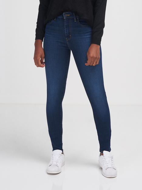 Jean 721™ taille haute skinny LEVI'S