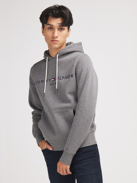 Sweat-shirt TOMMY HILFIGER MW0MW11599 Gris