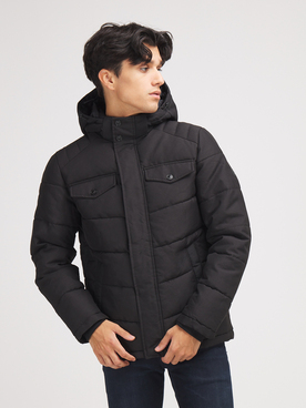 Doudoune JACK AND JONES REGAN PUFFER Black