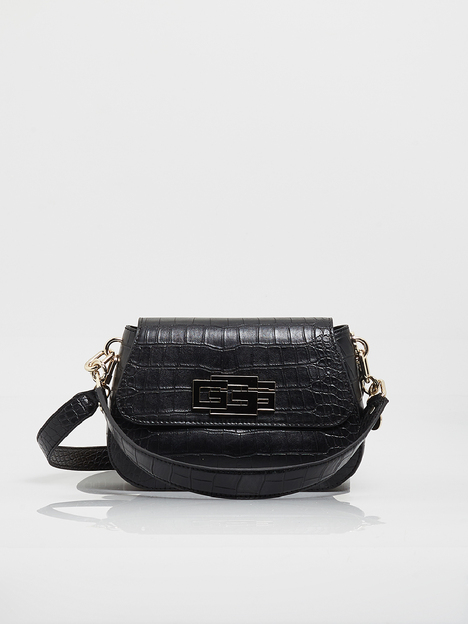 Sac aspect croco GUESS