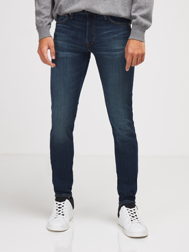 Jean JACK AND JONES GLENN BLUL32 Bleu