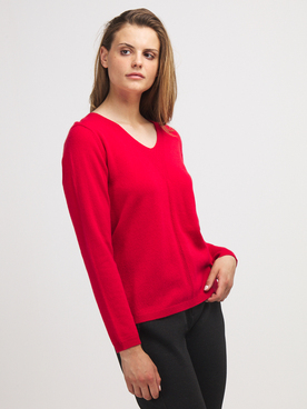 Pull ONE STEP FR18081 Rouge