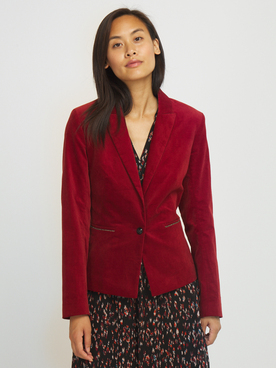 Veste ONE STEP FR40051 Rouge