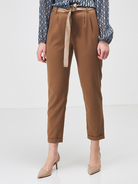 Pantalon ONLY 15175204 Taupe