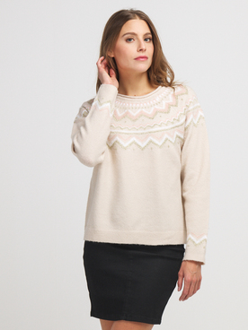 Pull ONLY 15210815 Beige