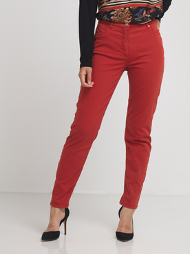 Pantalon BETTY BARCLAY 6143 1201 Orange