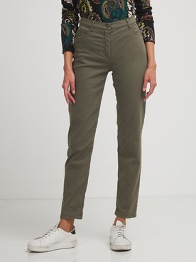 Pantalon BETTY BARCLAY 6143 1201 Vert kaki