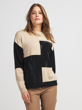Pull BETTY BARCLAY 5227 1868 Beige