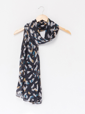 Foulard ONE STEP FR90181 Noir