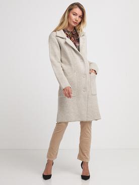 Julie guerlande manteau 56JG2MA200 rouille femme   Des