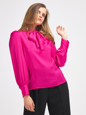 Blouse GUESS W0YH65W3TO2 Rose fuchsia