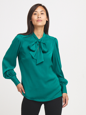 Blouse GUESS W0YH65W3TO2 Vert