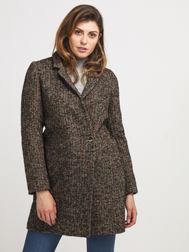 Manteau TRENCH AND COAT MY87ATTYTB Noir