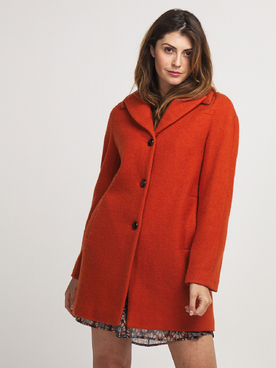 Manteau TRENCH AND COAT SA98ATTYTF Orange