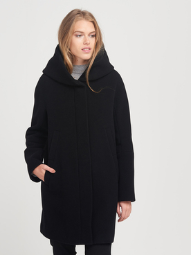 Manteau TRENCH AND COAT MX11CTTWTI Noir