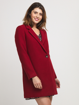 Manteau TRENCH AND COAT MY87ATTYTA Rouge