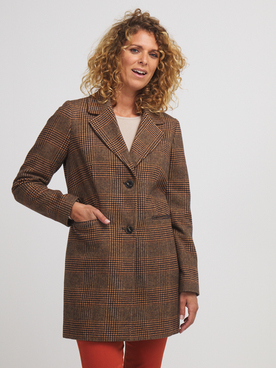 Manteau DIANE LAURY 56DL2MA810 Orange