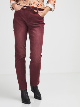 Jean MEXX 76110 Rouge bordeaux