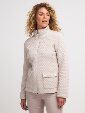 Veste DIANE LAURY 56DL2VE217 Beige