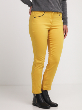 Pantalon DIANE LAURY 56DL2PS900 Jaune