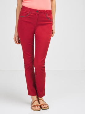 Pantalon DIANE LAURY 56DL2PS900 Rouge