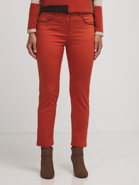 Pantalon DIANE LAURY 56DL2PS900 Rouille
