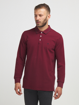 Polo CAMBRIDGE LEGEND 56CG1PO000 Rouge bordeaux