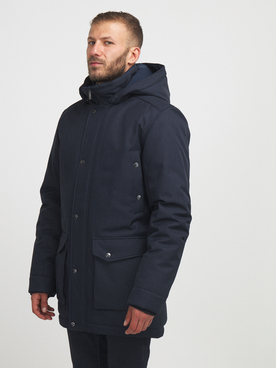Parka CAMBRIDGE LEGEND 56CG1PB800 Bleu marine