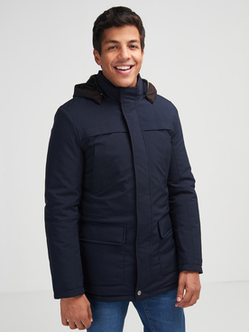 Parka CAMBRIDGE LEGEND 56CG1PB802 Bleu marine