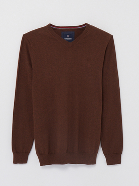 Pull CAMBRIDGE LEGEND 56CG1PU001 Marron