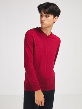 Pull CAMBRIDGE LEGEND 56CG1PU001 Rouge
