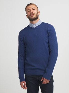 Pull CAMBRIDGE LEGEND 56CG1PU001 Bleu