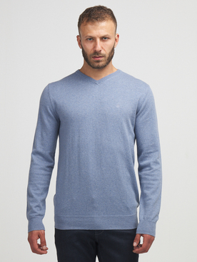 Pull CAMBRIDGE LEGEND 56CG1PU001 Bleu ciel