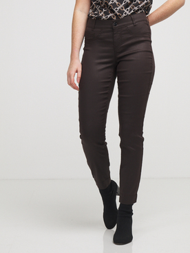 Pantalon COMMA 1109133 Marron