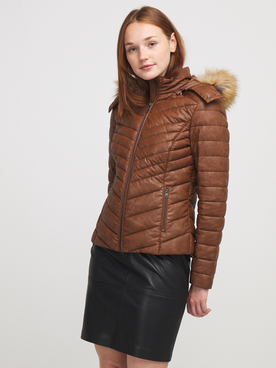 Manteau COMMA 2044351 Marron