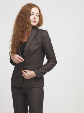 Veste LILI SIDONIO BY MOLLY BRACKEN LWL187AA20 Marron