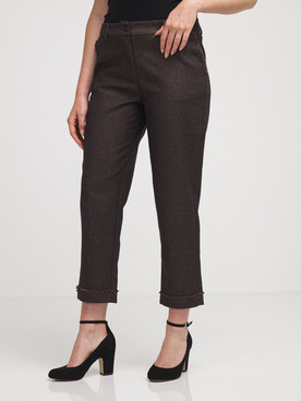 Pantalon LILI SIDONIO BY MOLLY BRACKEN LWL188AA20 Marron