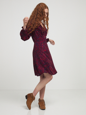Robe MOLLY BRACKEN LA548AH20 Rouge